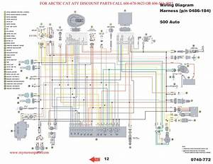 Arctic Cat 90 Atv Wiring Diagram