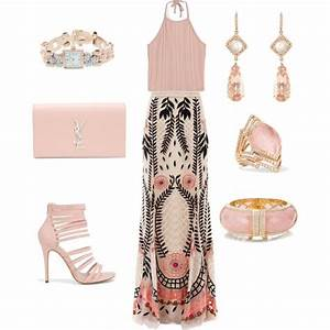 garden wedding guest outfit by ghadalog on polyvore With wedding guest dress outfits