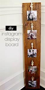 Diy, Instagram, Display, Board