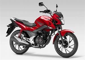 Honda 2017 Motos : honda cb125f 2017 euro 4 et freinage combin ~ Melissatoandfro.com Idées de Décoration