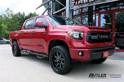 toyota tundra   fuel maverick wheels exclusively