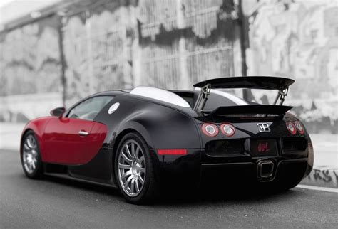 Original 2006 Bugatti Veyron Build Number 001