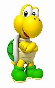 Koopa Troopa - Characters Art - Mario Party 9 jpg Logan