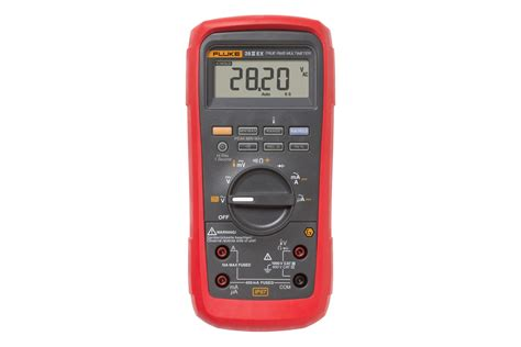 fluke  ii  intrinsically safe true rms digital