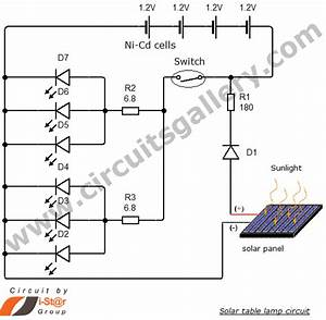 solar cell circuit page 4 power supply circuits nextgr With solar cell circuit page 2 power supply circuits nextgr