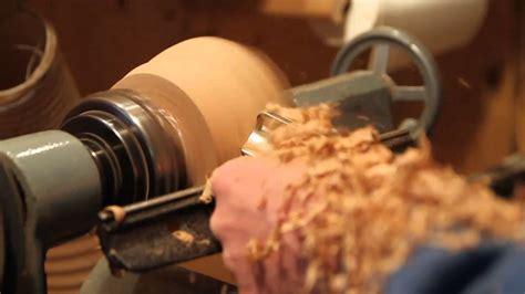 wood turning natural edge bowl maple burl youtube