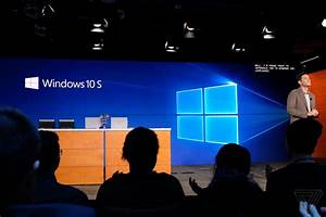 Window 10 S devices can be upgraded to Windows 10 Pro for ...
