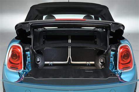 mini cooper convertible review review autocar