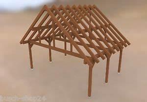 Carport Dach Holz : 60 baupl ne bauplan satteldach carport terrassendach doppelcarport dach holz ebay ~ Sanjose-hotels-ca.com Haus und Dekorationen