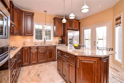 kitchen with walnut cabinets 3 specialties of walnut kitchen cabinets all blogroll 6559