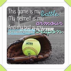 Softball Catching Quotes. QuotesGram