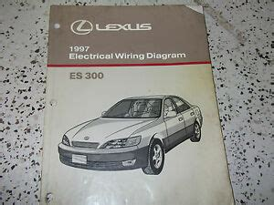 Lexus Electrical Wiring Diagram Service
