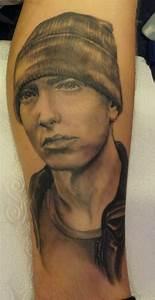 Eminem tattoo | tattoo | Pinterest | Eminem tattoo, Eminem ...