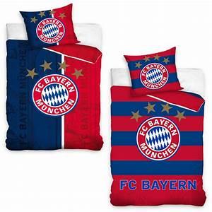 Fc Bayern Bettwäsche : fc bayern m nchen bettw sche 135x200 140x200 160x200 ~ Watch28wear.com Haus und Dekorationen