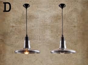 Nuova Retrò Loft Vetro Lampadari Moderni da Cucina Lampade Design Sospensione eBay