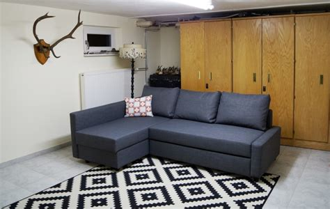 man cave sofa