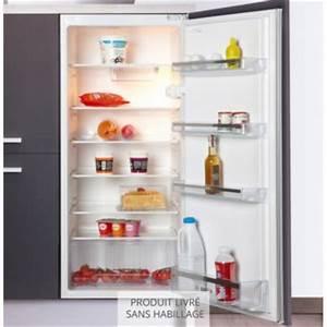 Refrigerateur Encastrable 122 Cm : r frig rateur encastrable happy achat boulanger ~ Melissatoandfro.com Idées de Décoration