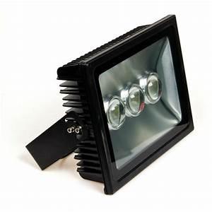 Projecteur Led Exterieur Puissant : projecteur exterieur led 150w parfait pour un puissant clairage ~ Nature-et-papiers.com Idées de Décoration