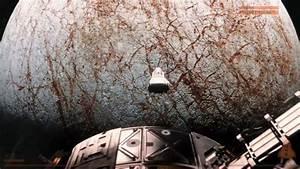 NASA Announces Mission To Europa: Jupiter's Moon | Break.com