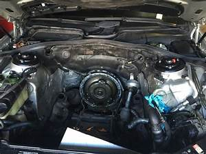 W220 S430  S500 And S55 Engine Removal W  O 4matic