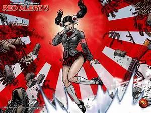 Yuriko1600x1200 Red Alert 3 3744 wallpaper - Command ...