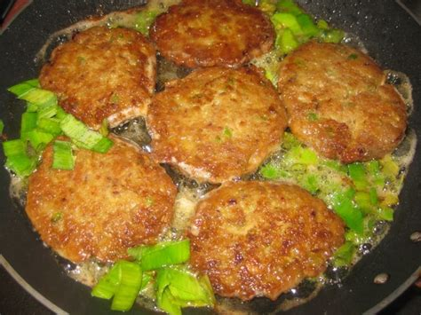 mackerel patties fish seafood mackerel patties