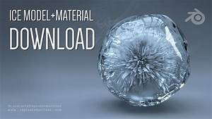 Ice Model   Material Download