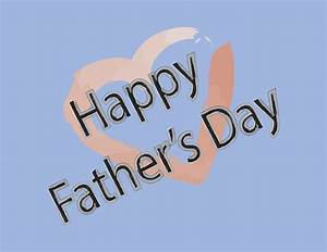 Happy Father's Day with a Heart ~ Graphics on Creative Market