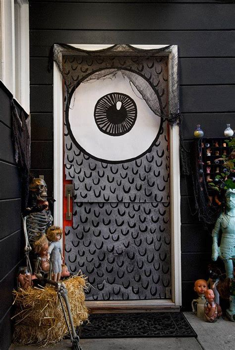 halloween door ideas  pinterest halloween door decorations holloween door ideas