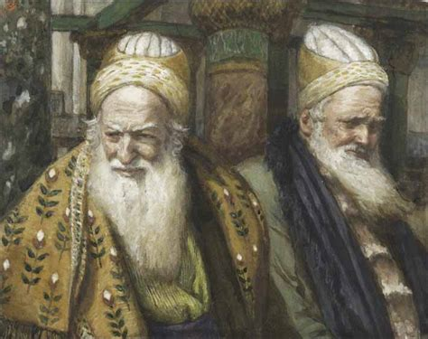 Annas and Caiaphas - Watching Holy Week Unfold with ...