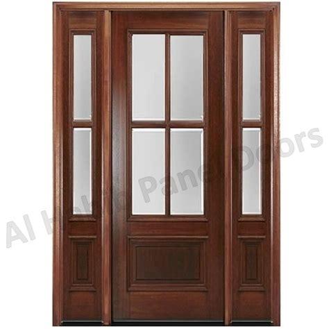 wooden door with glass panel wood interior door with glass hpd175 glass panel doors 1958