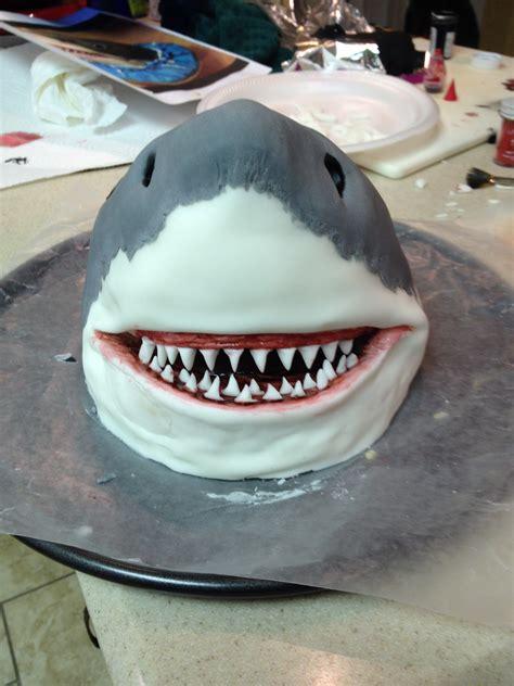 jaws cake cakecentralcom