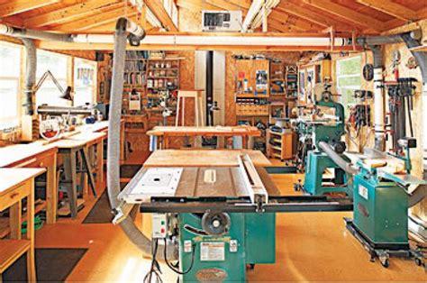 inspiring shops wood magazine