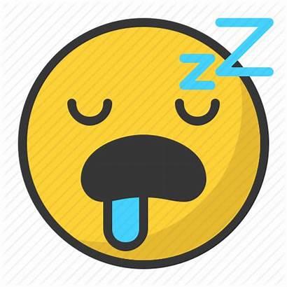 Emoji Sleepy Tired Emoticon Icon Sleep Emojis