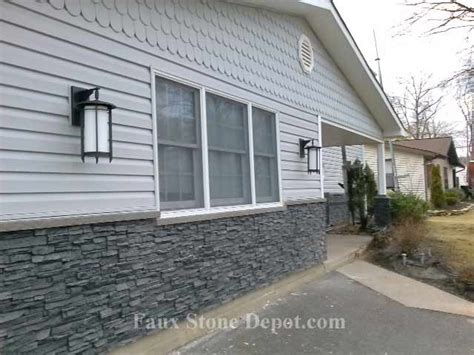 mobile home skirting  blog  cheap faux stone panels