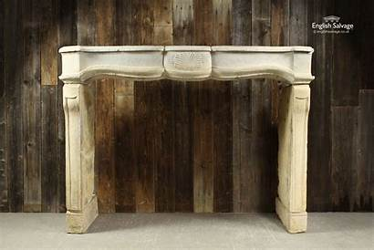 Fireplace Stone Antique Surround French