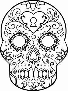 Crane Mexicain Dessin : coloriage cr ne en sucre imprimer sur coloriages info ~ Melissatoandfro.com Idées de Décoration