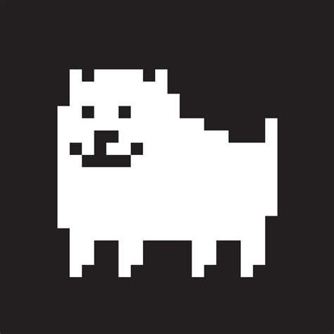 UNDERTALE - Annoying Dog Polo - Fangamer