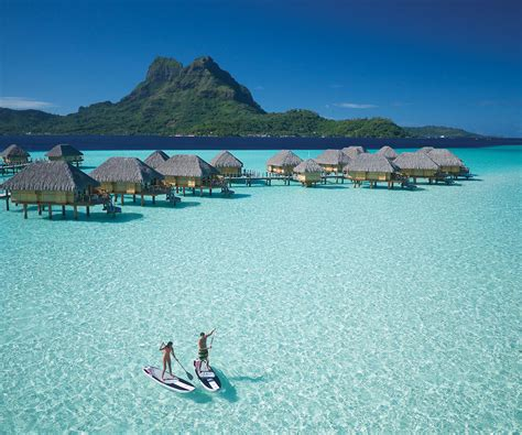 Bora Bora Pearl Beach Resort And Spa Travel With E Tahiti
