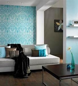 Wand Streichen Ideen Braun : wohnzimmer streichen 106 inspirierende ideen ~ Bigdaddyawards.com Haus und Dekorationen