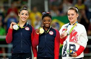 Simone Biles wins gold AGAIN with stunning floor routine ...