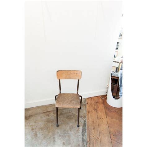 chaise d atelier chaise enfant mullca 511