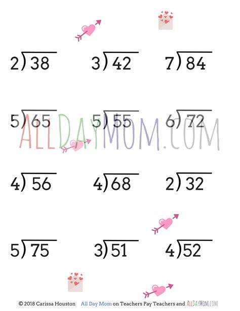 free printable valentine s day math worksheets