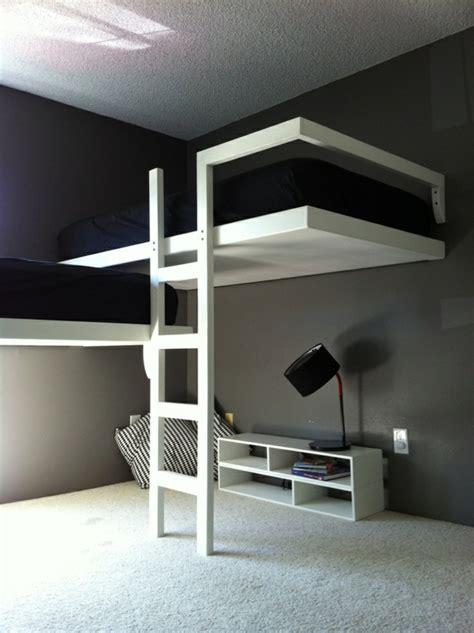 modele de chambre ado fille das hochbett ein traumbett für kinder und erwachsene