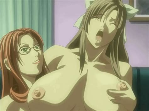 Xbooru Anime Big Breasts Bouncing Breasts Breast Grab