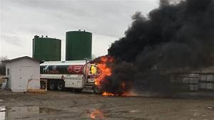 Firefighters quell fuel truck fire south of Nipawin, Sask ...