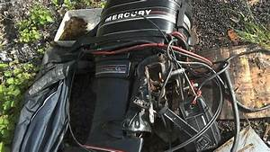 Mercury 60 Hp Outboard Motor