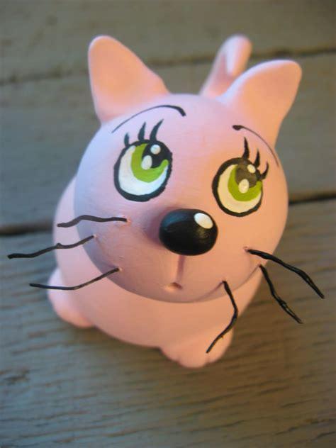 chat en pate a sel chat en porcelaine froide quot fleur de sel