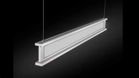 Linear Pendant Light Fixtures by Rectangular Office Pendant Led Linear Lighting Fixture