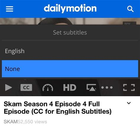 Dailymotion video downloader helps you to download dailymotion how to download dailymotion videos. Skam Season 4 Episode 4 Full Episode (CC for English ...